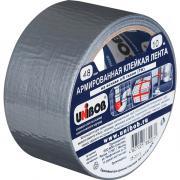 Армированная клейкая лента (скотч) с х/б тканью Unibob - намотка 10 м