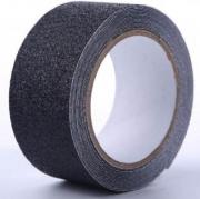 Лента противоскользящая SafetyStep Anti Slip Tape PEVA Colorful чёрный, ширина 25 мм, длина 18,3м.