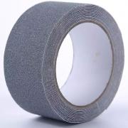 Лента противоскользящая SafetyStep Anti Slip Tape PEVA Colorful серый, ширина 25 мм, длина 18,3м.