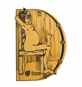 Термометр для бани Банные штучки 18003