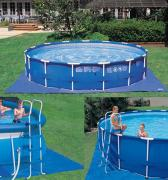 Подстилка INTEX под easy set & frame pools 244 305 366 457cm 28048 Синий