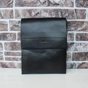 Сумка-планшет на плечо CANTLOR L871M-5 BLACK Средних Размеров