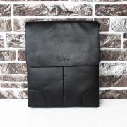 Сумка-планшет на плечо CANTLOR B32-5 BLACK Средних Размеров