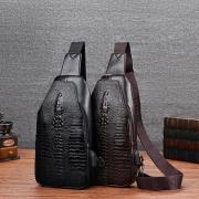 Мужская сумка с usb-зарядкой