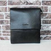 Сумка-планшет на плечо CANTLOR L871L BLACK Средних Размеров