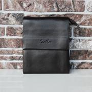 Коричневая сумка-планшет на плечо CANTLOR L851S-6 Небольших Размеров