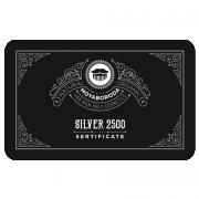 """Подарочный сертификат """"SILVER 2500"""""""