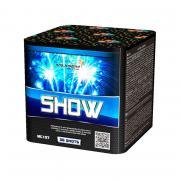 Батарея салютов show 36 залпов калибр 0.8 MC107