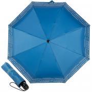 Зонт складной унисекс автоматический FERRE MILANO 6014-OC белый/синий