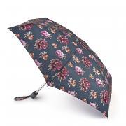 Зонт складной женский механический Fulton L501-3949 синий