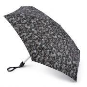 Зонт складной женский механический Fulton L501-3278 черный