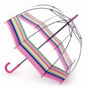 Зонт-трость женский механический Fulton L042-3868 разноцветный