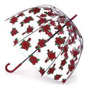 Зонт-трость женский механический Fulton L042-3813 разноцветный