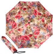 Зонт складной женский автоматический Pasotti Mini Pion розовый/разноцветный