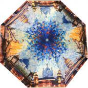 Складной зонт «Осенний Санкт-Петербург» (полуавтомат)