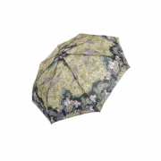 Зонт женский полуавтоматический Pasio 7810-01-5 (Черно-желтый)