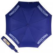 Зонт MOSCHINO 8021 синий