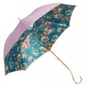Зонт-трость женский механический Pasotti 189 RASO 37/1 розовый