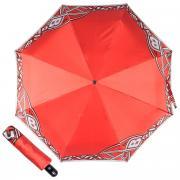 Зонт складной женский Baldinini 28-OC Atlas Logo Red