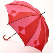 Зонт комбинированный Fulton L720-2678 50Red50Pink