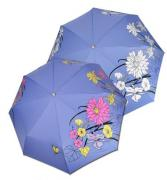 Зонт женский Три Слона 220-Q-01 голубой