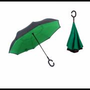 Инновационный обратный зонт (Зеленый)