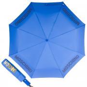 Зонт MOSCHINO 8021 голубой
