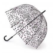 Зонт-трость женский механический Fulton L042-3963 черный