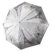 Зонт женский Три Слона 135-T-05 серый