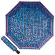 Зонт MOSCHINO 8013 синий