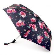 Зонт складной женский механический Fulton L501-3849 разноцветный