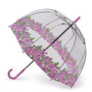 Зонт-трость женский механический Fulton L042-3545 розовый