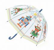 Детский зонтик Djeco Роботы