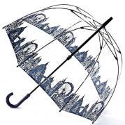 Зонт прозрачный Fulton L042-3042 LondonIcons