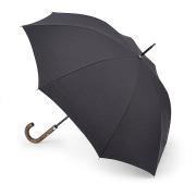 Зонт женский трость черный Fulton L893-01 Black