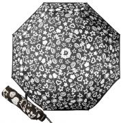 Зонт складной женский Baldinini 554-OM Melody Black