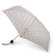 Зонт складной женский механический Fulton L521-3133 белый