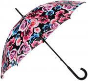 Зонт-трость механический Fulton Kensington-2 Pop Rose