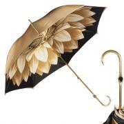 Зонт-трость женский механический Pasotti 189 RASO 21273/8 коричневый