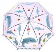 Детский зонт Sima-Land Море 1208673