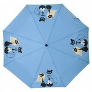 Зонт Flioraj 160401 кошки голуб