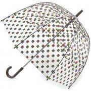 Зонт комбинированный Fulton L746-3201 MiniMultiFlowerOval