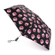 L711-3537 RosiePinSpot (Розовые розы) Зонт женский автомат Fulton
