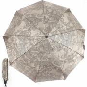 Зонт женский полуавтомат Pasio PS-6847-9 (Золотисто-серебристый)