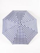 Зонт женский ZEST 53842-Y648 белый/синий