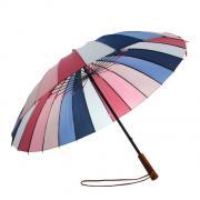 Зонт радуга трость три слона АРТ 2400-2