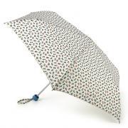 Зонт складной женский механический Fulton L768-2851 белый