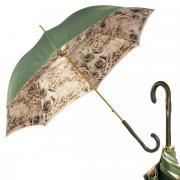 Зонт-трость женский Pasotti 3316 оливковый