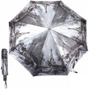 Зонт женский автоматический Pasio PS-039-3 (Серый)