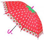 Детский зонт Sima-Land Клубничка 3744240